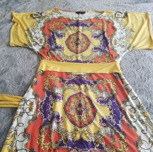 BCBGMAXAZRIA dress size small
